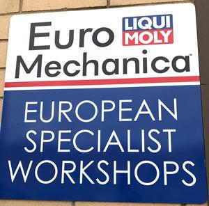 Euro Mechanica European Specialist Workshops