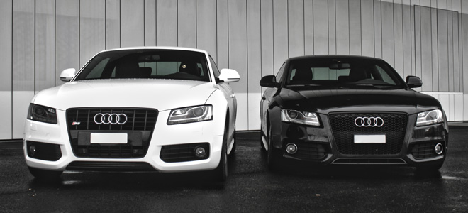 Audi A5 x2